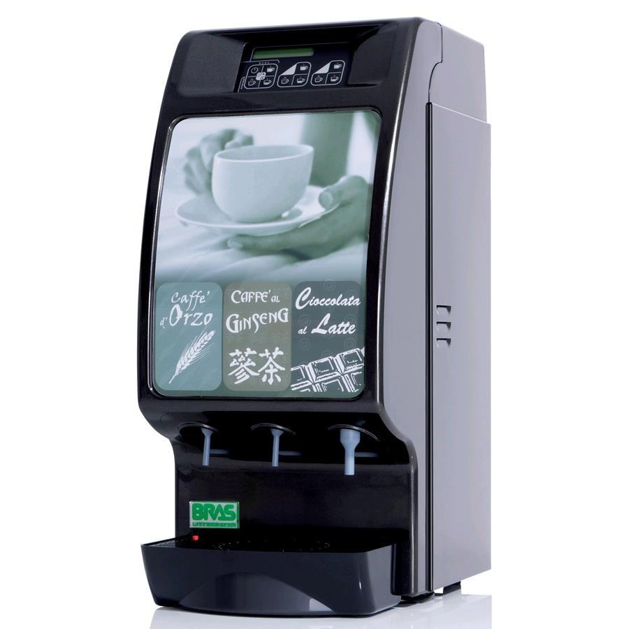 قهوه ساز پودری براس مدل RE.COR.D 103