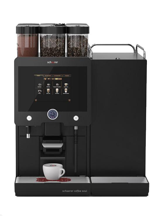 دستگاه اتومات قهوه شیرر مدل Soul