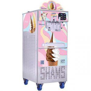 ماشین بستنی ساز سه فاز شمس مدل سوپر سناتور
