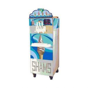 ماشین بستنی ساز سه فاز شمس(با اینورتور) مدل پرستیژ