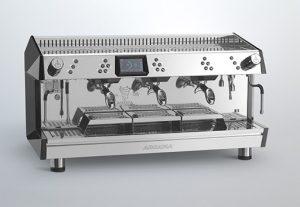 اسپرسو سه گروپ دیجیتال بیزرا مدل ARCADIA DISPLAY DE