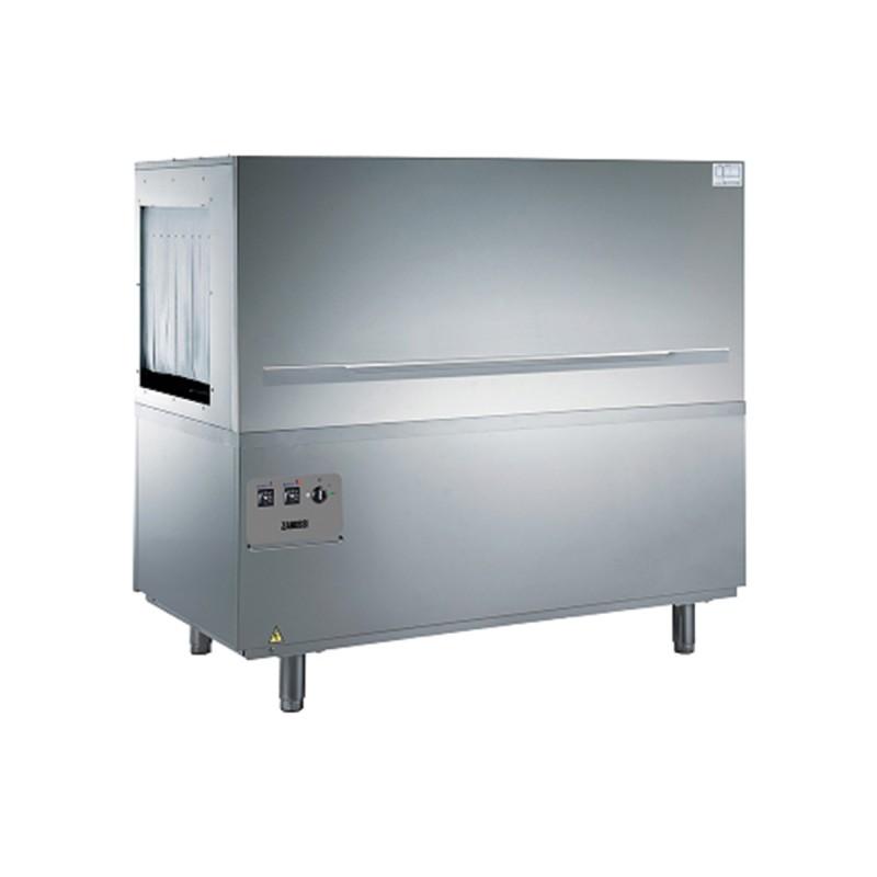 ظرفشویی ریلی 2000 بشقاب چپ به راست با پمپ تخلیه زانوسی
