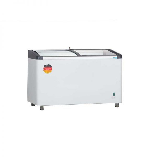 فریزر صندوقی فروشگاهی کینو مدل EFI 3453