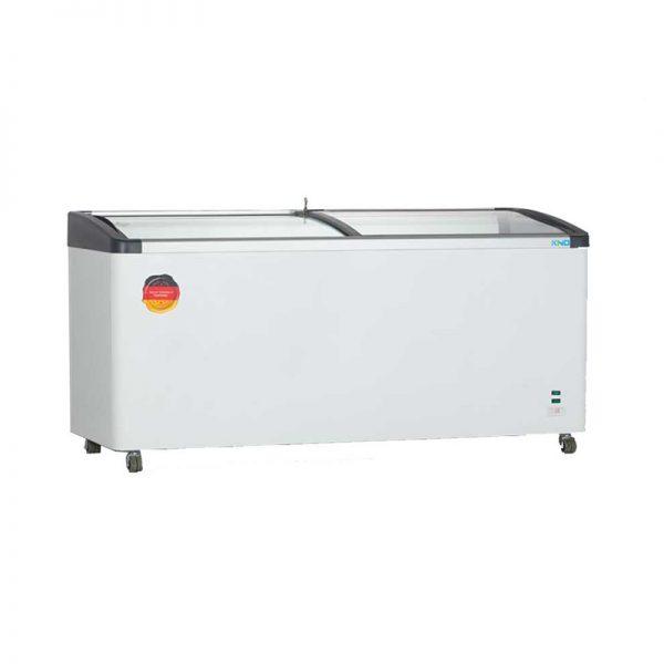 فریزر صندوقی فروشگاهی کینو مدلEFI 4853