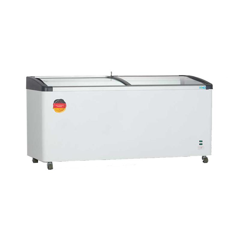 فریزر صندوقی فروشگاهی کینو مدل EFI 5553