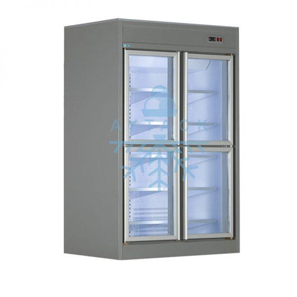 یخچال فروشگاهی ویترینی کینو مدل RV22
