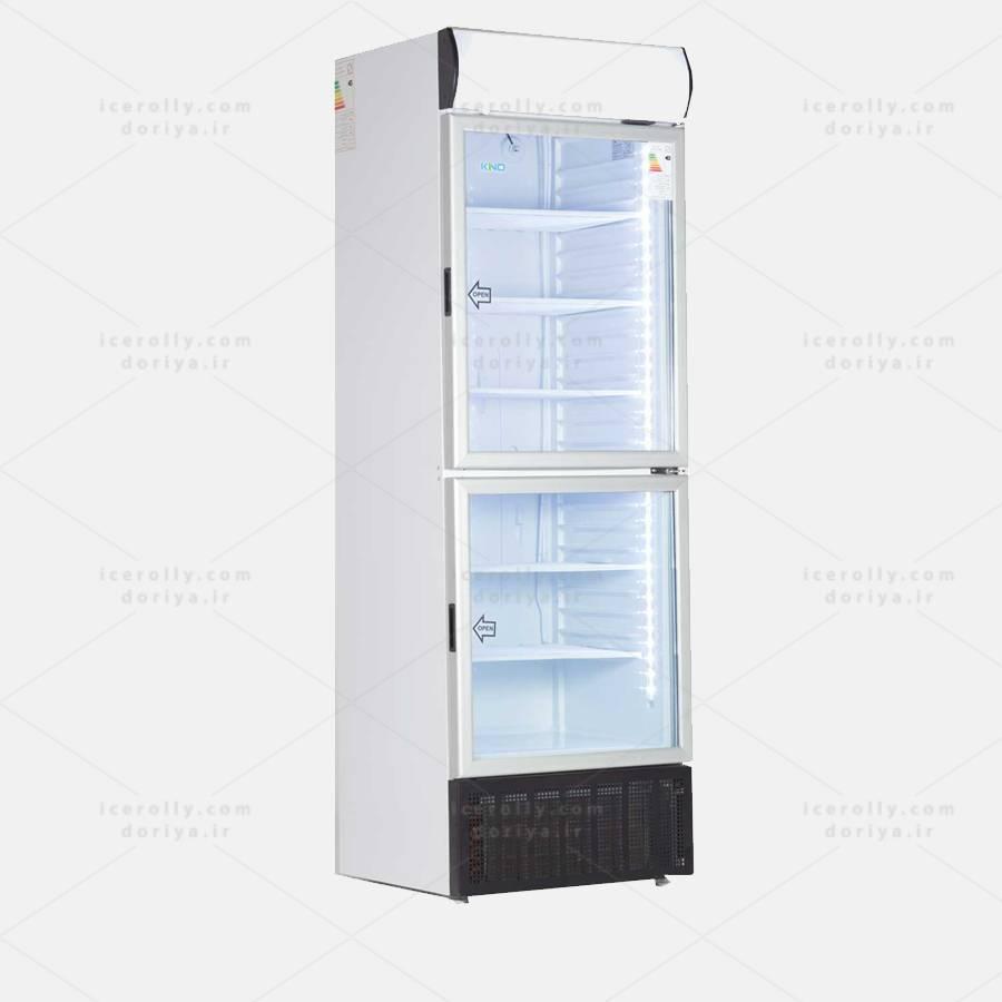 یخچال ویترینی کینو KR680