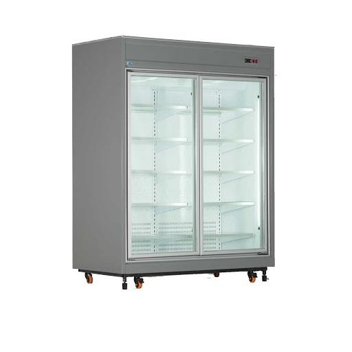 قیمت خرید و فروش یخچال فروشگاهی ویترینی کینو مدل RV21
