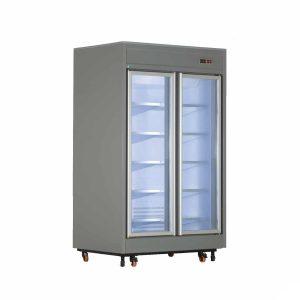 یخچال فروشگاهی ویترینی کینو مدل RV21