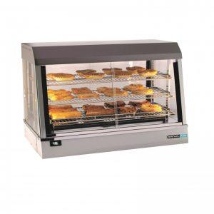 گرمخانه شیرینی و کیک 120 - 3 طبقه انویل