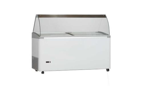 فریزر تاپینگ بستنی کینو مدل TP 1465