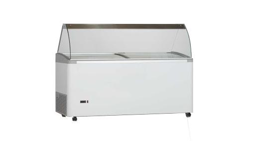 فریزر تاپینگ بستنی کینو مدل TP 1675