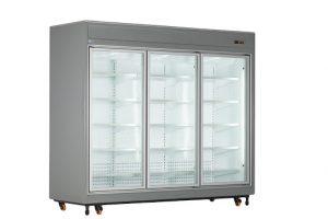 یخچال فروشگاهی ویترینی کینو مدل RV31