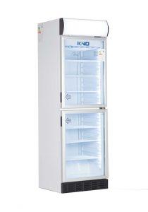 یخچال ویترینی کینو مدل KR615 2D