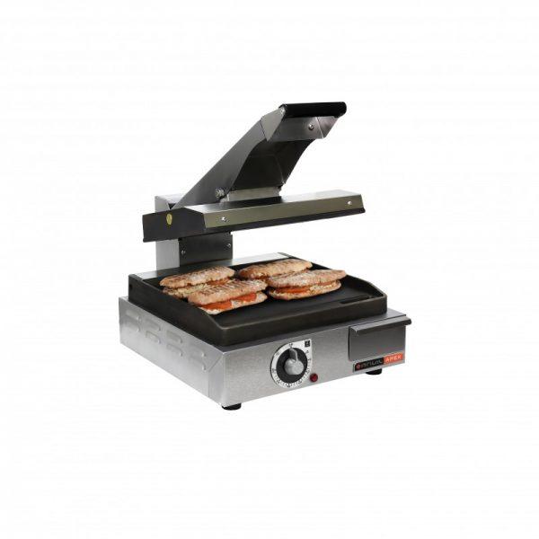 ساندویچ میکر برقی با صفحه تخت بالا و پایین انویل